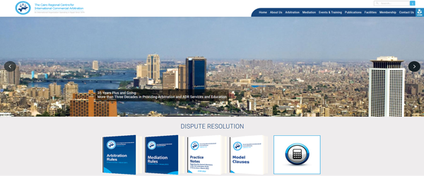 CRCICA Launches its New Website